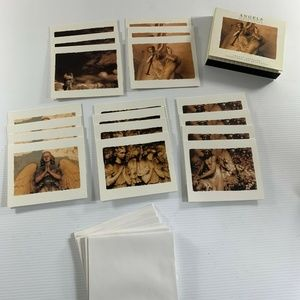 Angel Notecards Lot of 18